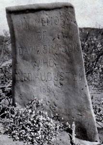 mardie-simpson-tombstone